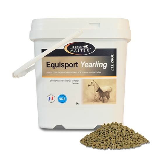 EQUISPORT YEARLING 3 kg