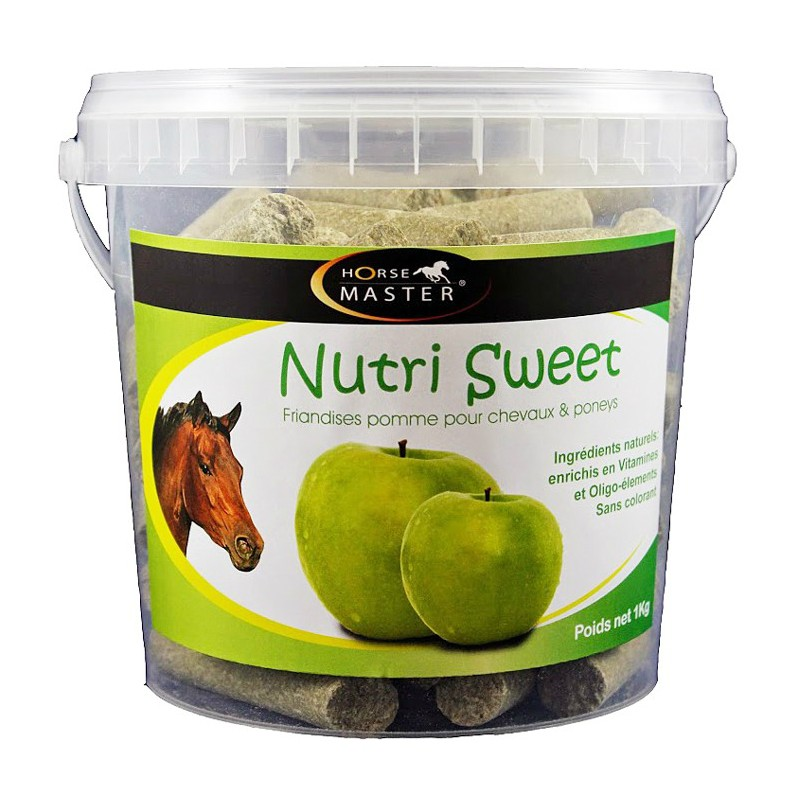NUTRI SWEET TREATS APPLE 1 kg