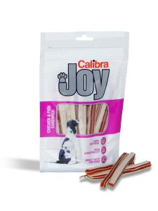 CALIBRA Dog Joy Chicken and Fish Sandwich masový pamlsek 80g